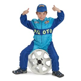Piloto F1 infantil ref 2112