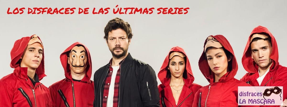 Disfraces Series TV